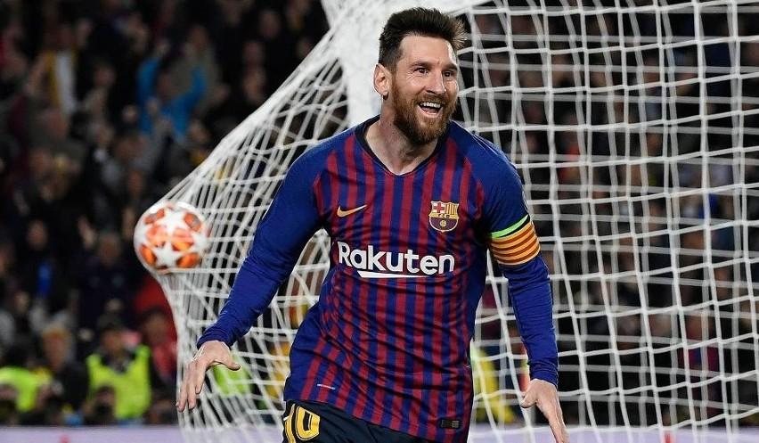 Leo Messi zdobył dwanaście bramek
