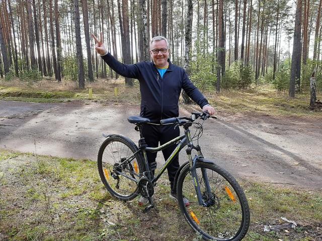 - Na listę zakupów rowerowych obowiązkowo kask! - poradził prezydentowi jeden z internautów.