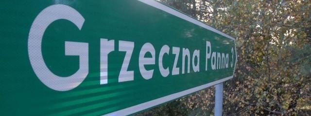 Grzybiarze znaleźli zwłoki młodego mężczyzny w lesie w miejscowości Grzeczna Panna
