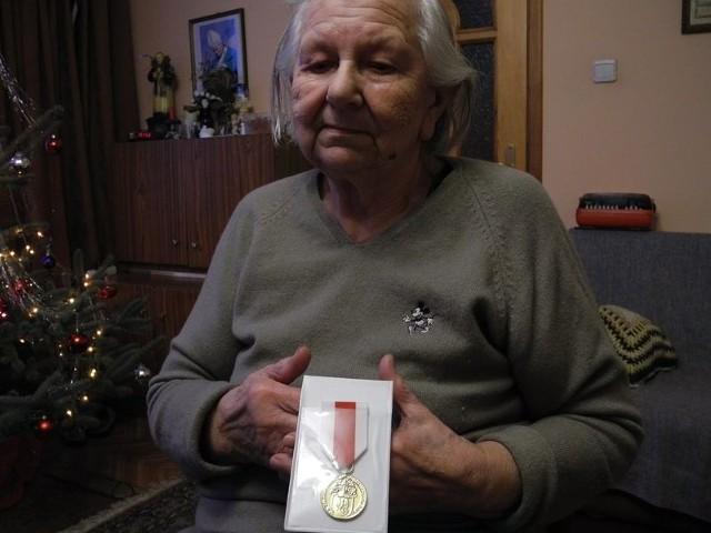 Sześcioro synów pani Ludwiki odbyło zasadniczą służbę wojskową.