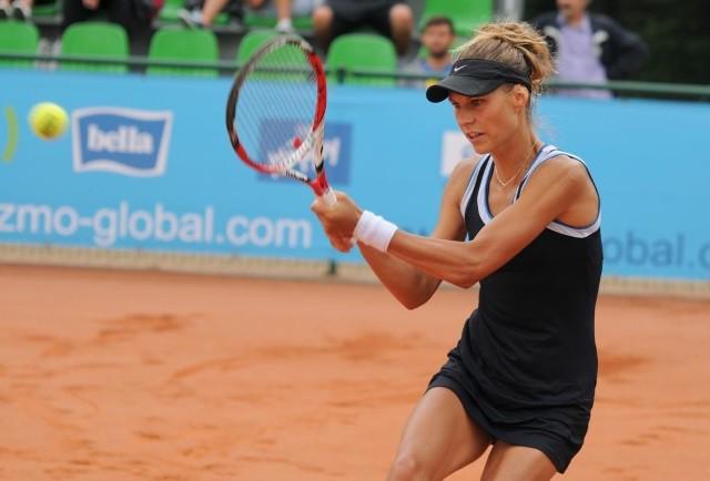 Katarzyna Piter wygrała w Toruniu tylko jeden mecz.
