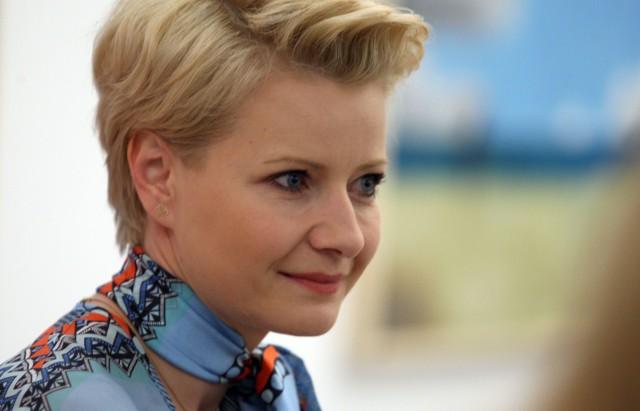 Małgorzata Kożuchowska często chwali się wystrojem domu w sieci