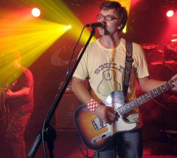 - Na ostatniej płycie chcieliśmy troszkę odetchnąć od energetycznego łupania - mówi Jakub Kawalec, gitarzysta i wokalista Happysad.