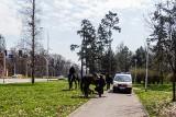 Konny patrol straży miejskiej interweniował w parku Zachodnim. Co się stało?