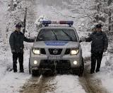 Nissan pathfinder - nowe auto dla policji w Głuchołazach