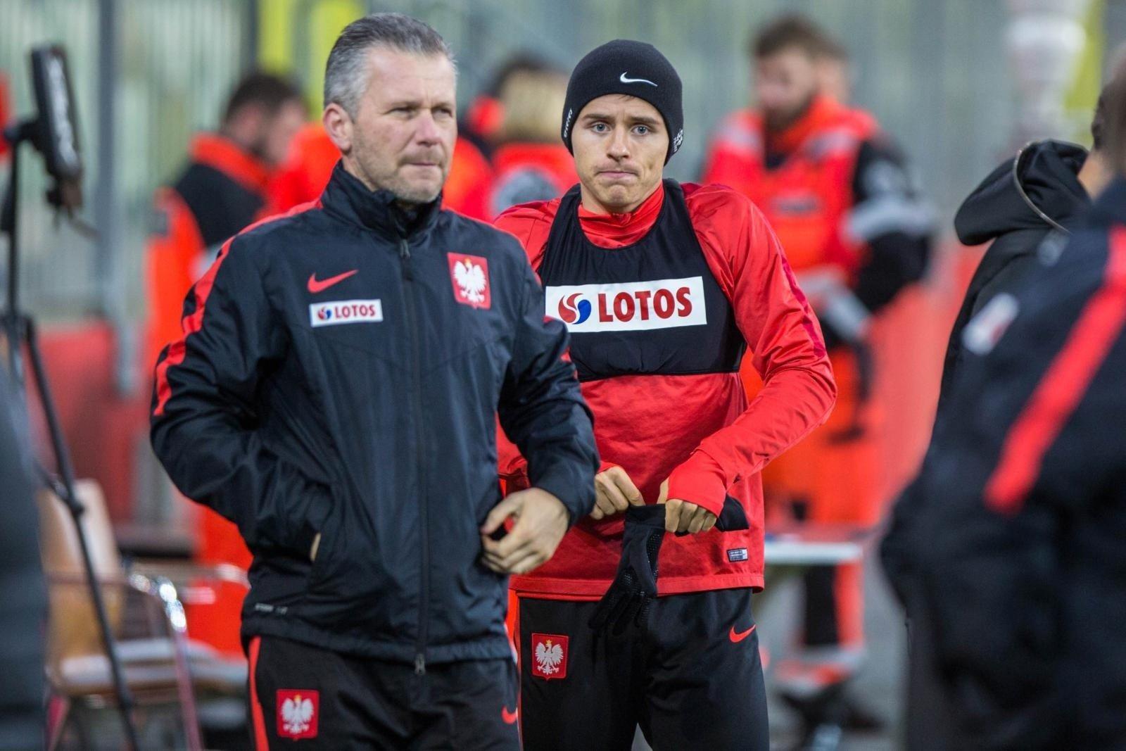 d1b802d66 Damian Kądzior po meczu ze Slavenem Belupo dopisał sobie gola i asystę.