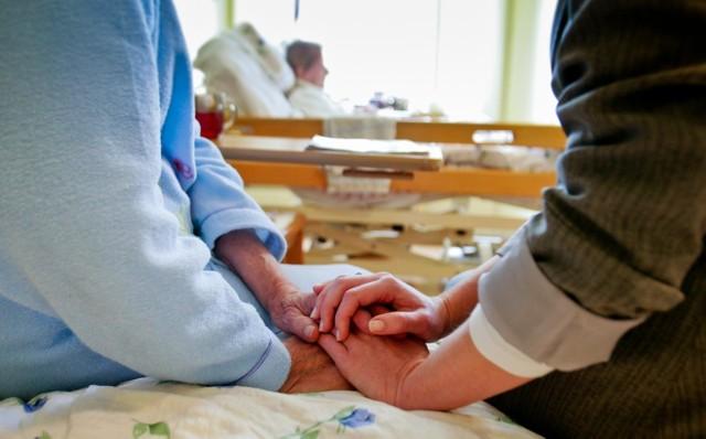 W hospicjum bonifratrów mieszkała pani Aurelia/zdjęcie ilustracyjne