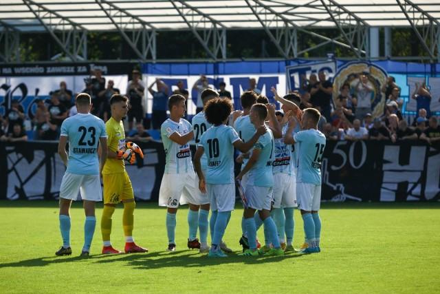 Piłkarze Hutnika po pięciu kolejkach sezonu 2021/22 w II lidze mają w dorobku 1 punkt