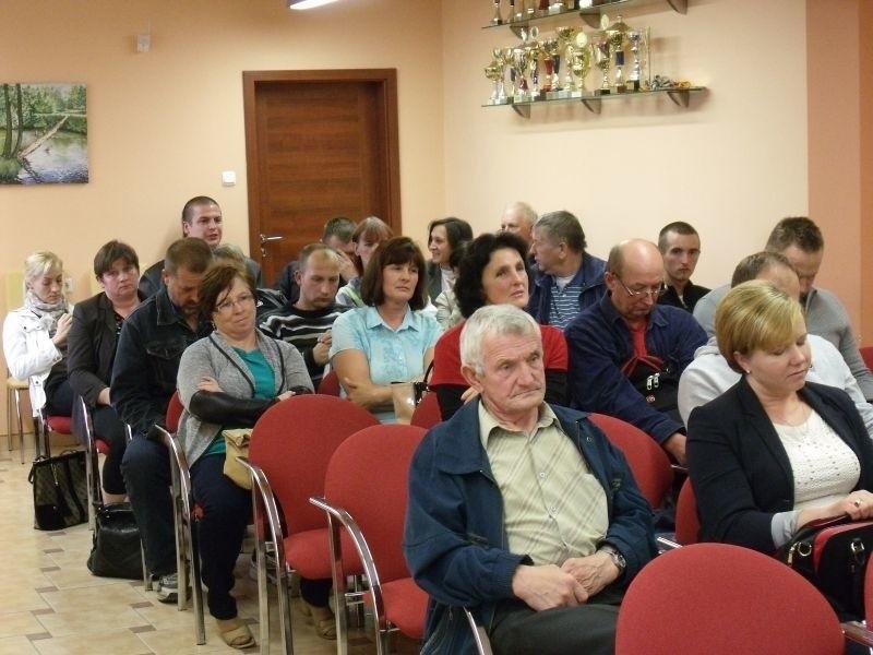 Spotkanie w sprawie linii 400 kV odbyło się w Lelisie, gdzie jest dużo protestów