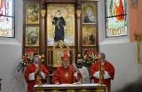 Nowe opolskie sanktuarium. W Głębinowie pod Nysą biskup ustanowił dziś sanktuarium świętej Rity