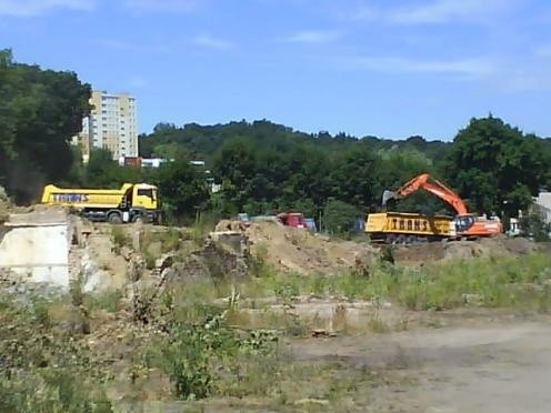 Budowa Marketu Kaufland