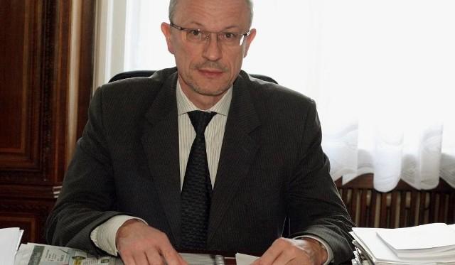 O raporcie opowiadał Marek Ćwiek, prezes ZNP w okręgu łódzkim