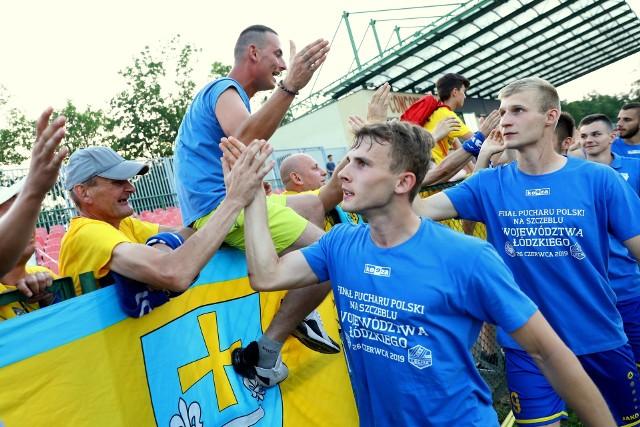 Unia Skierniewice broni Pucharu Polski