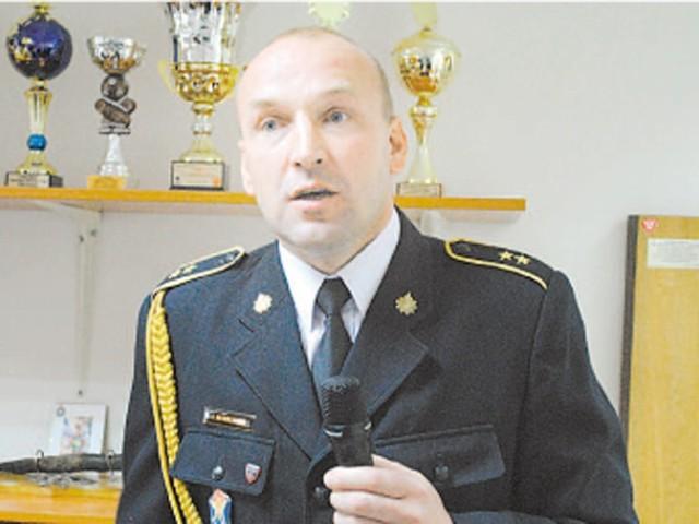 """, w minione lato gasił pożary szalejące wokół Moskwy. Dziś kandyduje do tytułu """"Strażak roku 2011""""."""