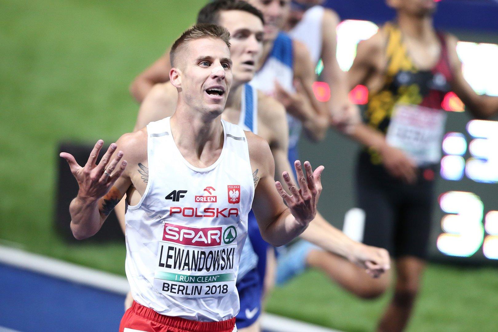 fdf33586b Marcin Lewandowski: Na ostatniej setce miałem niesamowitą lufę ...