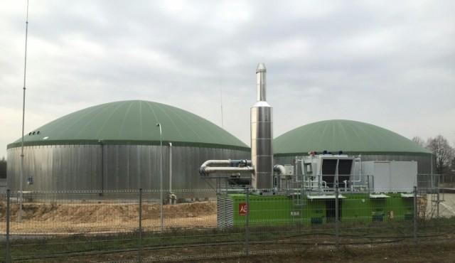 Biogazownia rolnicza w gminie Nowe Piekuty