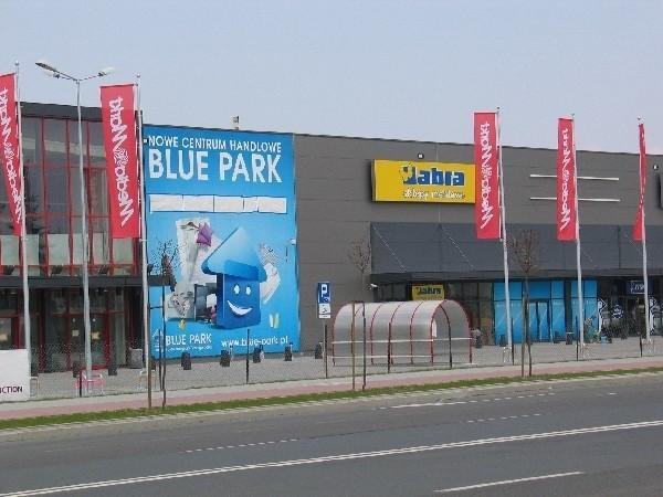 Galeria Blue Park w Przemyślu będzie otwarta później niż zakładano.