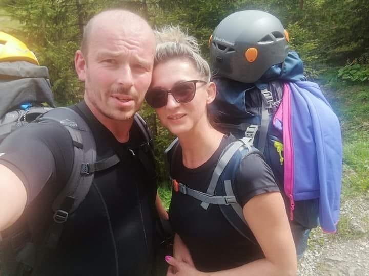 To ostatnie zdjęcie Bartosza i Anny