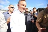 """""""Tuszowanie"""" incydentu z prezydentem Andrzejem Dudą. """"Uczestnicy doskonale zdawali sobie sprawę, że zostały złamane przepisy"""""""