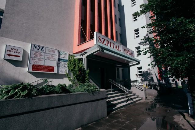 Okoliczności śmierci pacjentki w szpitalu MSWiA bada bydgoska prokuratura.