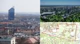 Kraków. 150-metrowe drapacze chmur i 100 tysięcy mieszkańców w Nowym Mieście. Szczegóły na temat nowej dzielnicy
