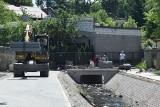 W Szydłowcu budują deptak, który połączy część rekreacyjną miasta z zabytkową. Niebawem będzie gotowy