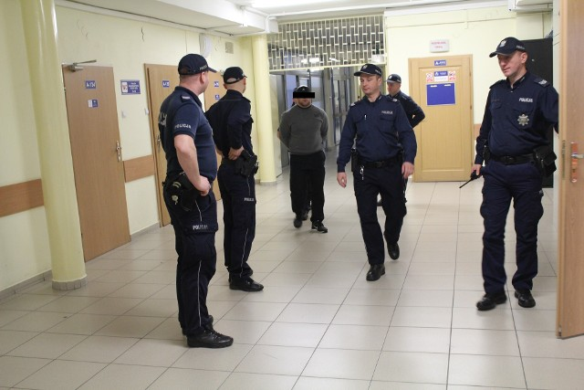 Marcin K. ps. Cinek zeznawał jako świadek