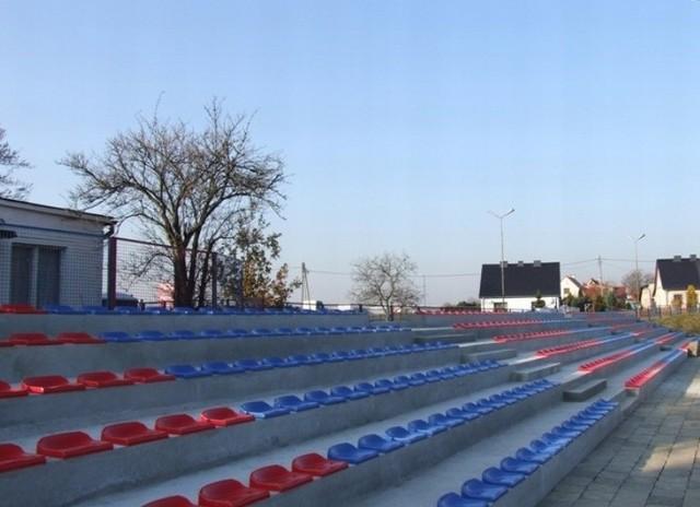 Stadion miejski w Dobrodzieniu