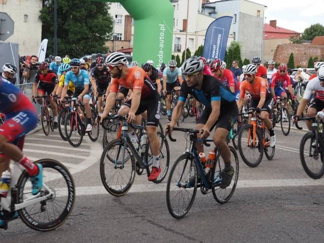 W sobotę na ulicach Białogardu odbył się kolejny wyścig kolarski z serii Velo Baltic.
