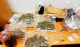 Opole. 18-latek zatrzymany w związku przestępczością narkotykową. Miał ponad pół kilograma amfetaminy i marihuany