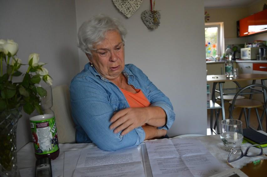 Izabela Selzer, matka ofiary, boi się, że podejrzany znów ucieknie