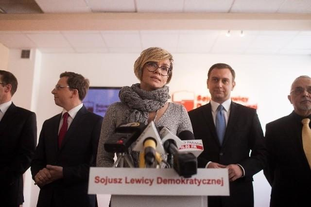 Weronika Marczuk będzie liderką listy SLD w wyborach do Parlamentu Europejskiego w Łodzi.