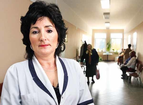 - To krzywdzące, że pielęgniarki z DPS-ów nie dostały podwyżek - mówi Halina Kalandyk