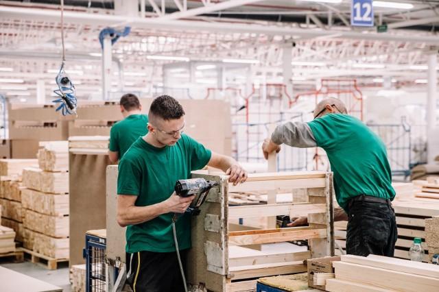 Firma Gabi-Bis zatrudnia 860 osób. Potrzebują m.in. tapicerów, montażystów, pakowaczy, stolarzy czy szwaczek.