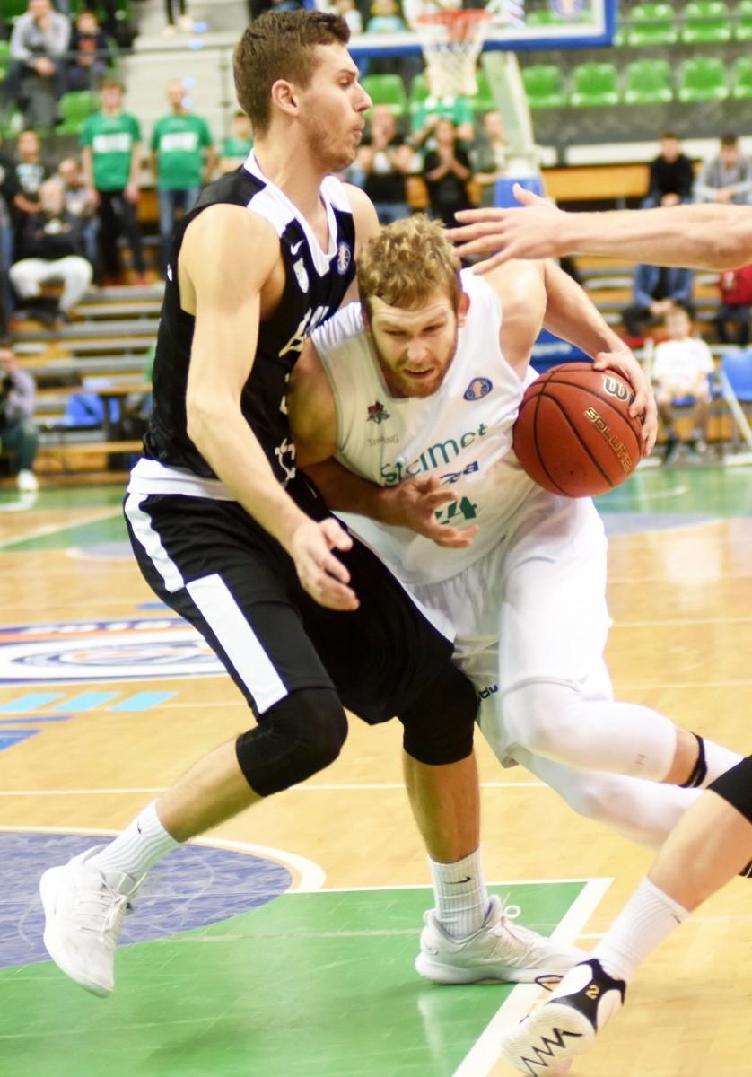 Stelmet Enea BC Zielona Góra pokonał rosyjski Niżny Nowogród...