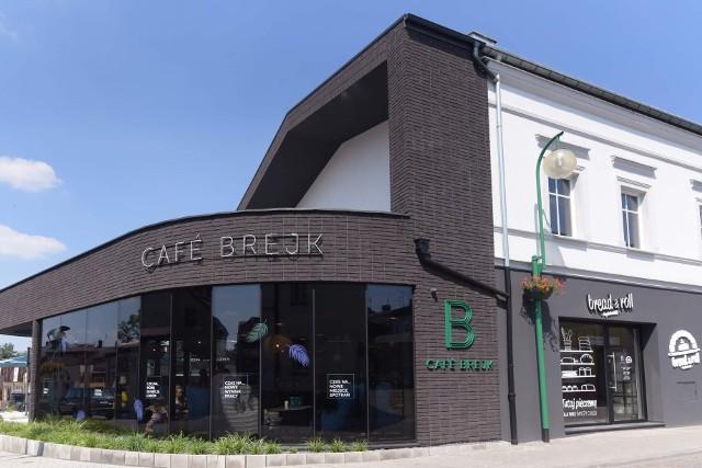 Café Brejk w Lublińcu