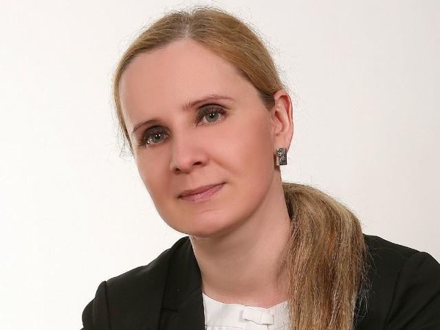 Laureatka Joanna Kumpiń.