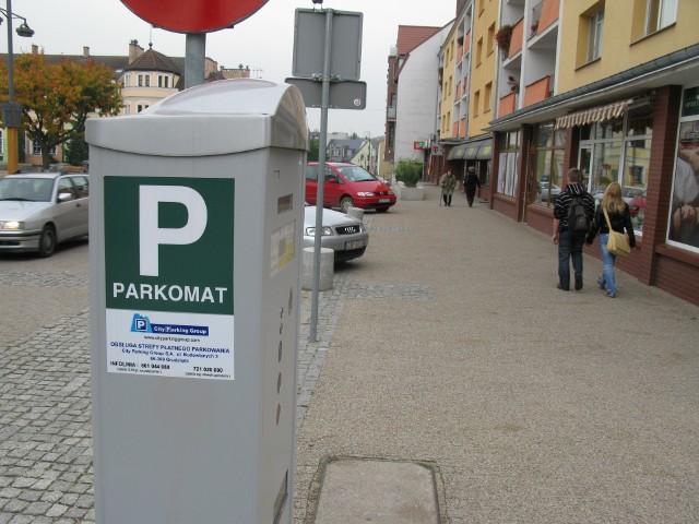 Bytów nie rezygnuje z opłat za parkowanie.