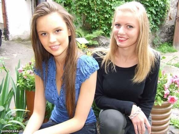 Wiktoria Wilmanowicz i Angelina Kołata wystąpiły w finale Miss Polski w 2011 roku