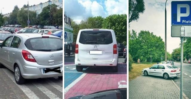 Jeżeli posiadacie w swoich telefonach zdjęcia absurdalnie zaparkowanych aut, przyślijcie je na adres: online@nowosci.com.pl Czekamy na każdy sygnał. Z Waszych zdjęć powstała już niejedna galeria. Za nadesłane fotografie dziękujemy i czekamy na więcej.Czytaj dalej. Przesuwaj zdjęcia w prawo - naciśnij strzałkę lub przycisk NASTĘPNE