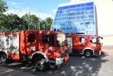 Alarm pożarowy podczas Światowych Dni Młodzieży