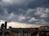 W niedzielę 26.07.2020 r. niebo nad Pomorzem zasnuły ciężkie, ale i piękne chmury. Zobaczcie zdjęcia!