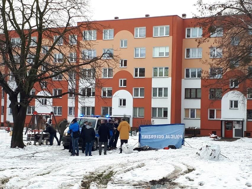 33-letni mężczyzna, Rosjanin mieszkający w Łodzi, zginął w...
