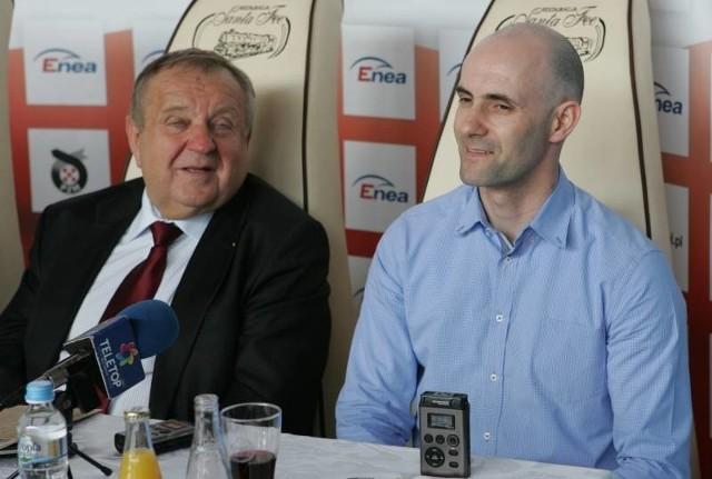 Władysław Komarnicki, prezes Stali Gorzów, potwierdził dzisiaj, że do gorzowskiego klubu wpłynęła prośba od Falubazu.