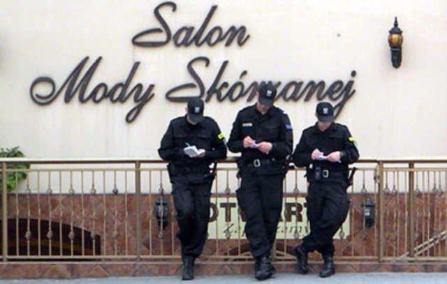Policja To Nie Przebierańcy Express Bydgoski