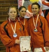Karate. W 30. mistrzostwach Polski startowali zawodnicy Zarzewia Prudnik i Nidana Zawadzkie