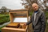 Mikołaj Mak: Pszczoły też lepiej tolerują tego, kto się ich nie boi. Lepiej odbierają przyjazne dusze