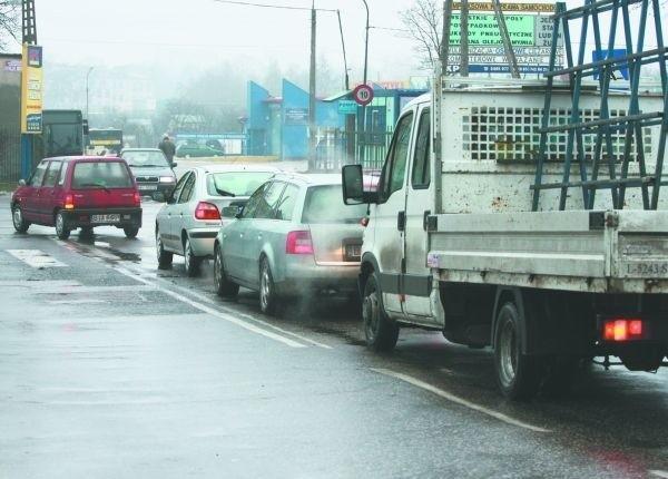 Kierowcom jeszcze na długo musi starczyć cierpliwości