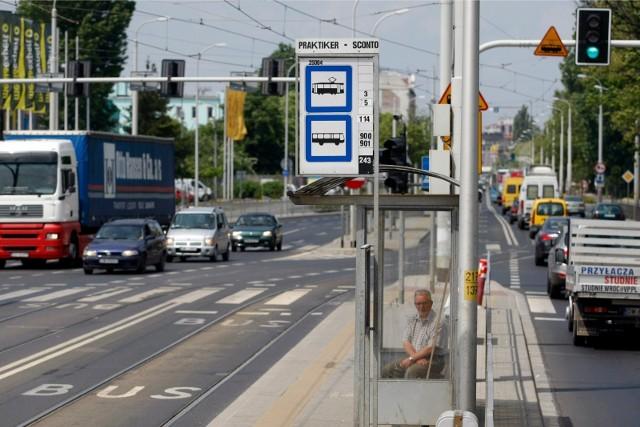 Czy po wydzieleniu torowiska na Traugutta, teraz przyjdzie czas na Krakowską?