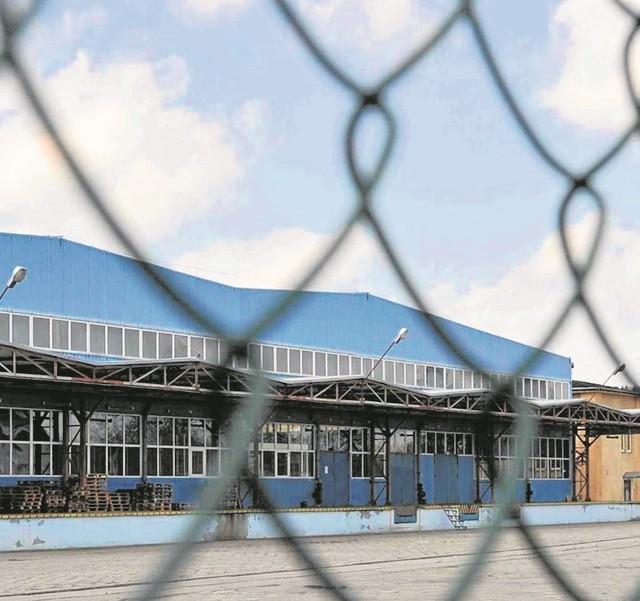 Fabryka byłej Malmy przy ul. Dalekiej stoi nieużytkowana od blisko trzech lat, gdy stanęła produkcja makaronu